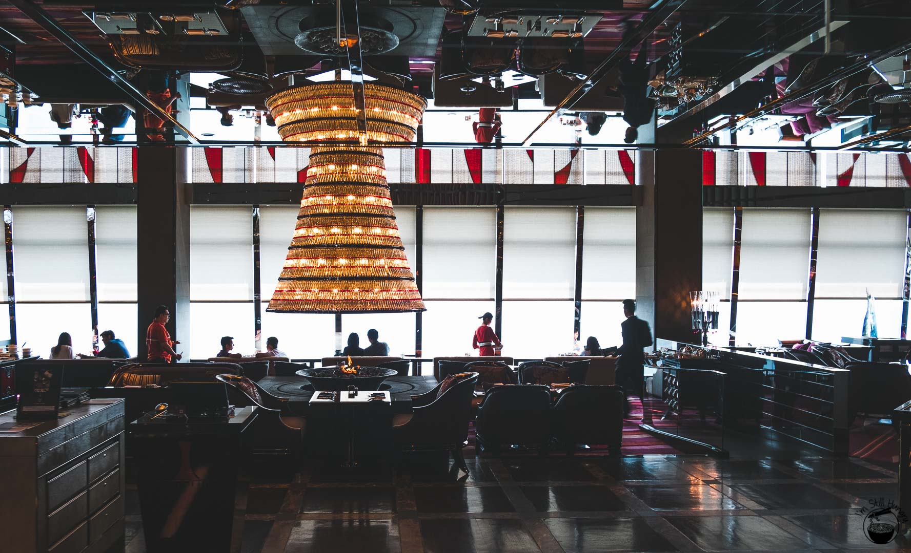 Tin Lung Heen Hong Kong Michelin