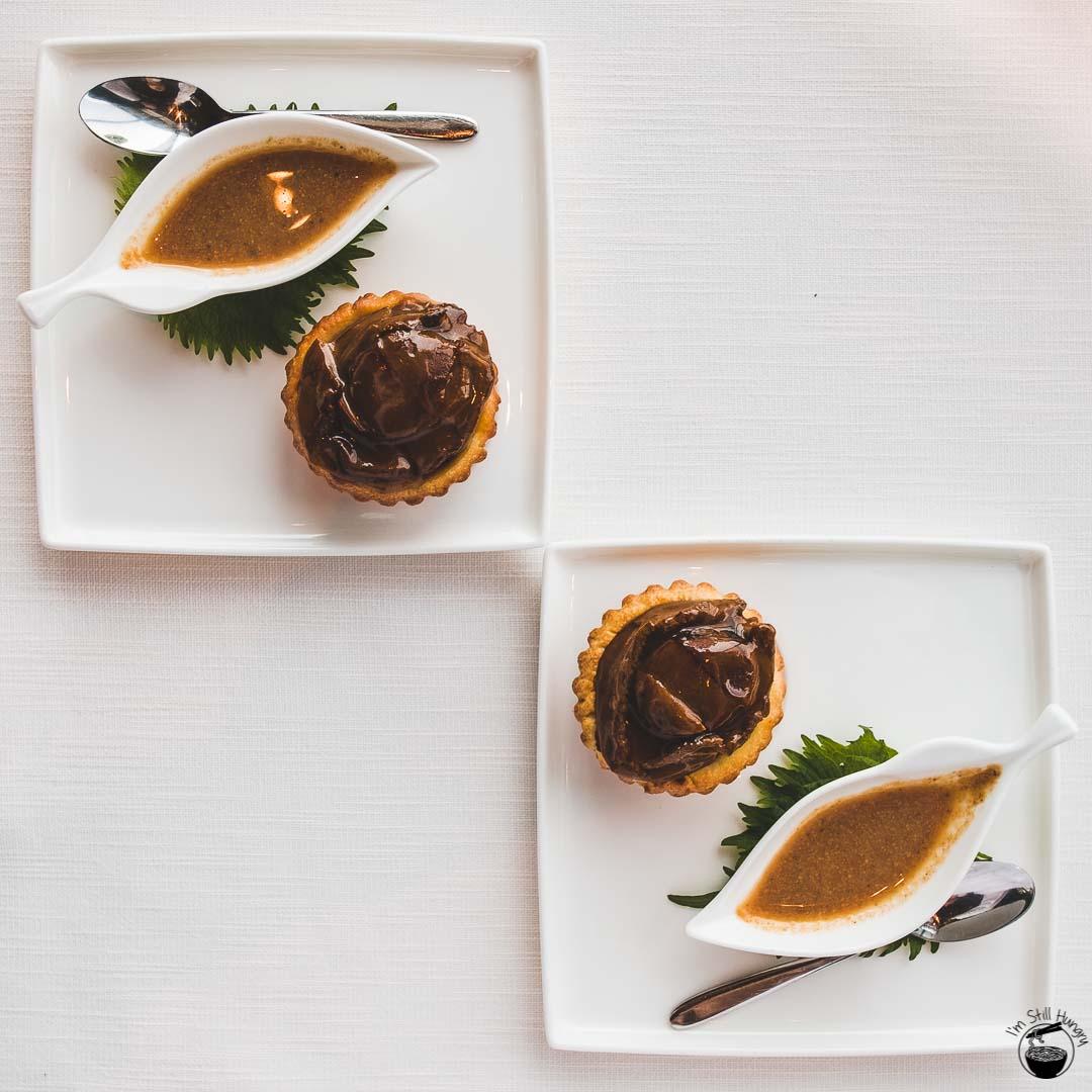 Tin Lung Heen Hong Kong Michelin Baked Middle East Yoshihama abalone puff