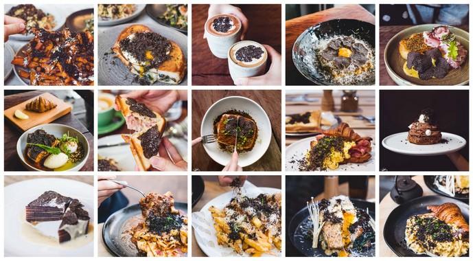 Truffle Cafes Sydney