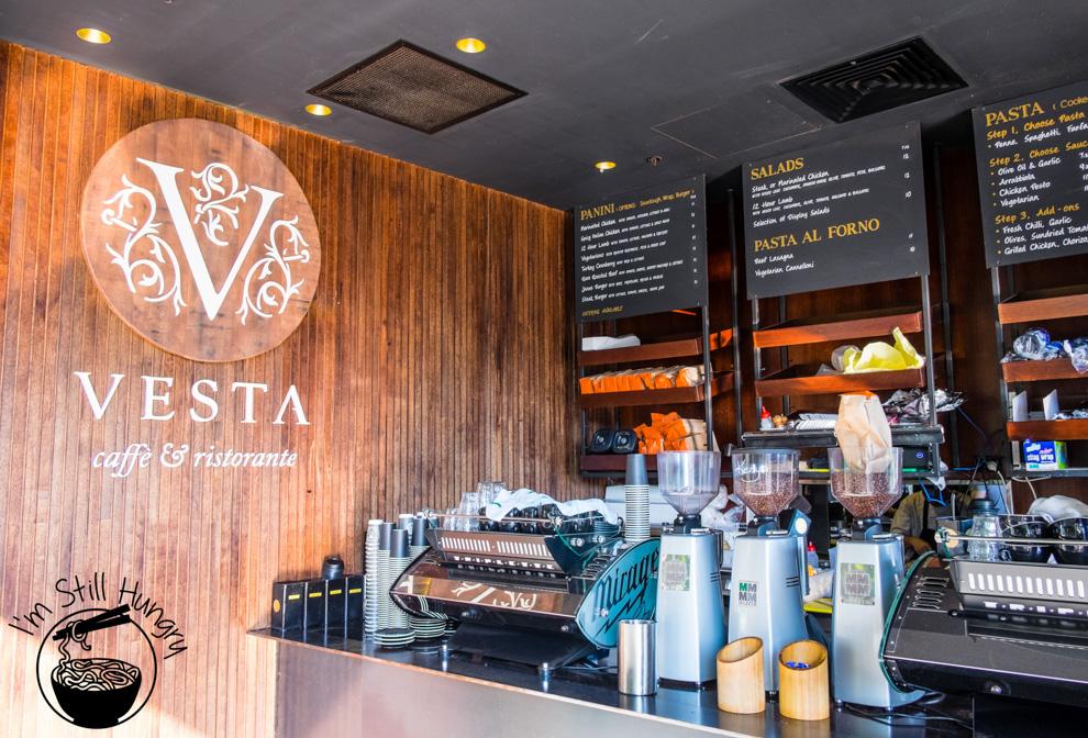 Vesta Italian Cover