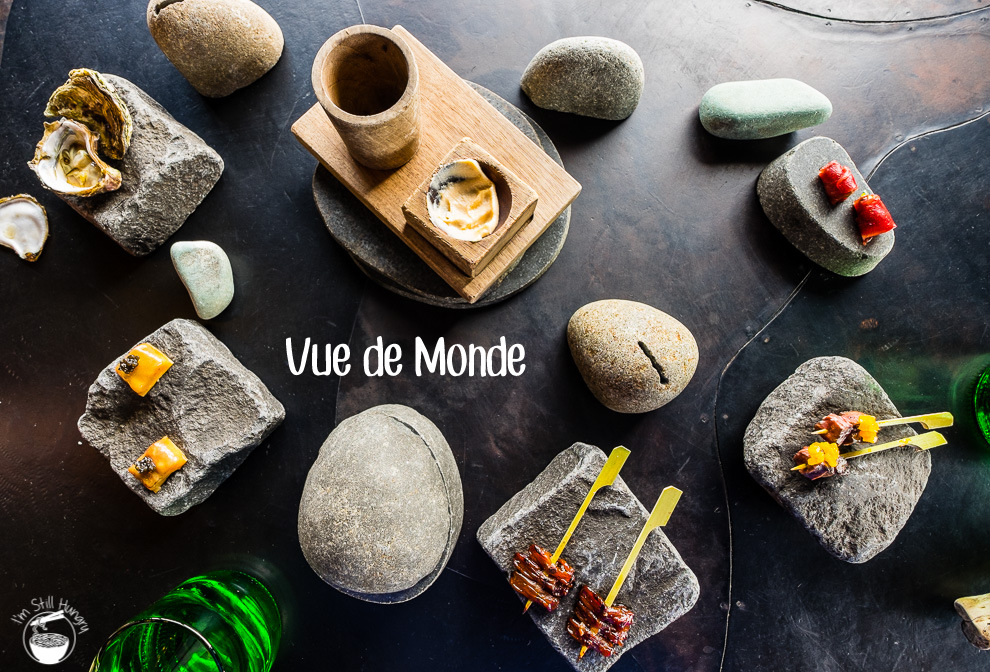 Vue de Monde Cover