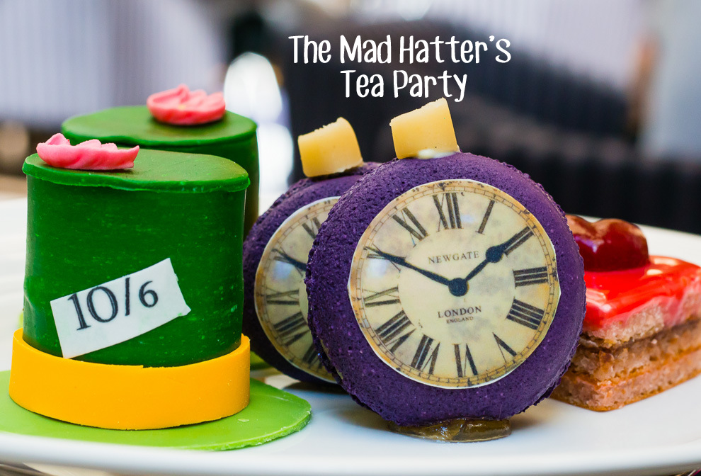 The Mad Hatter Tea Party - Through the Looking Glass | I'm ...