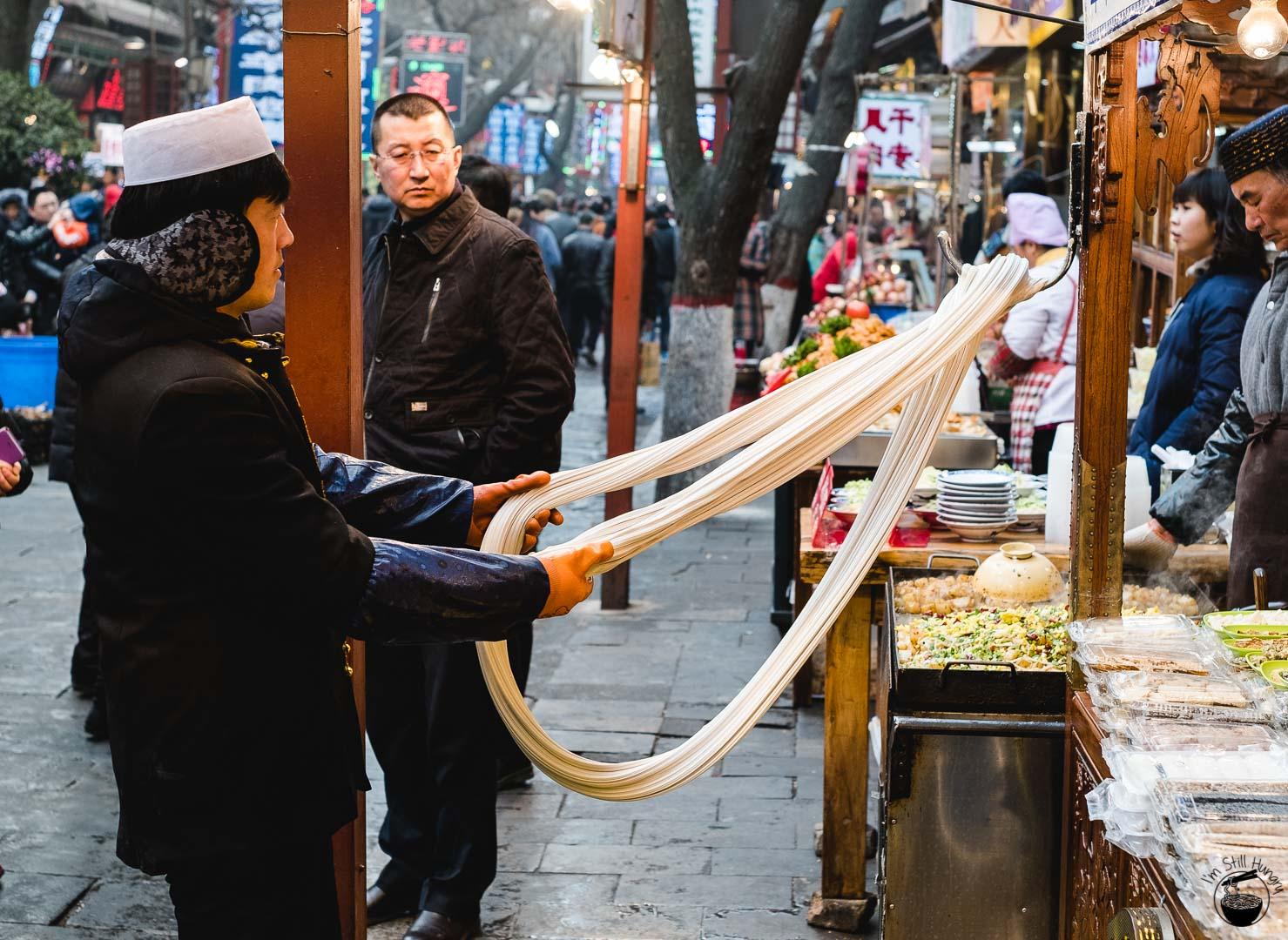 酥糖 (su tang) Hui Min Jie Xi'an Muslim Street Food