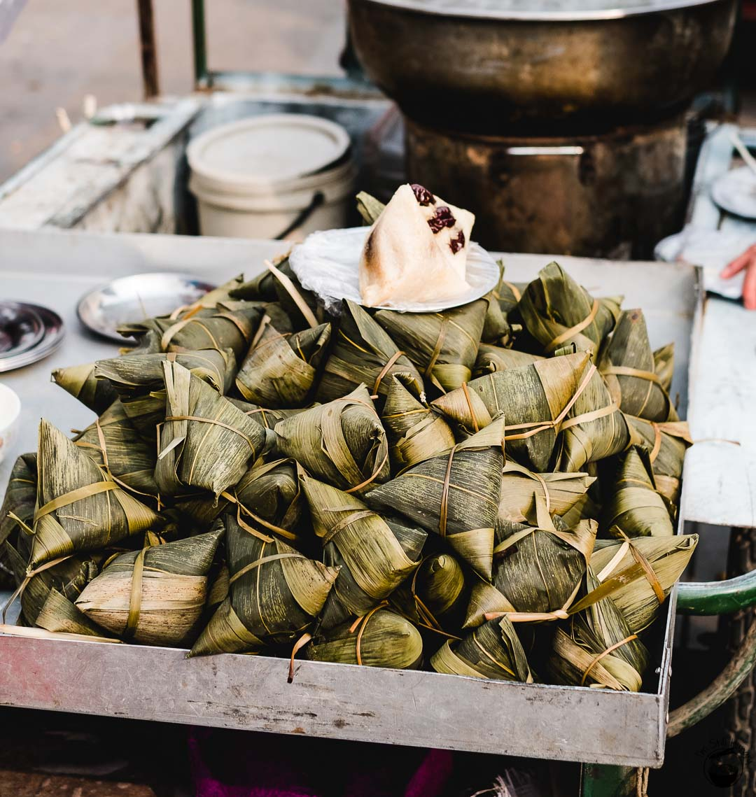 粽子* (zong zi) Hui Min Jie Xi'an Muslim Street Food