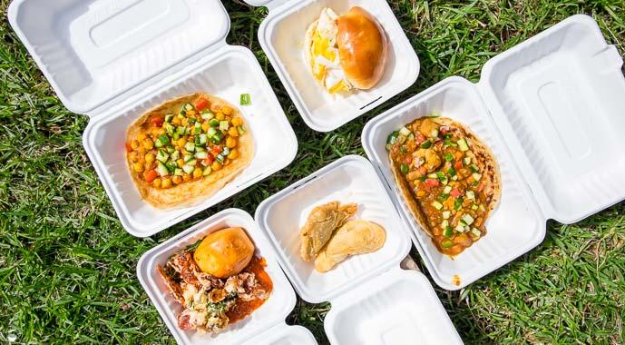 Yang's Food Truck Cover