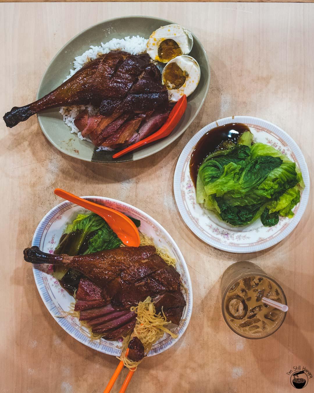 Yat Lok Roast Goose Hong Kong