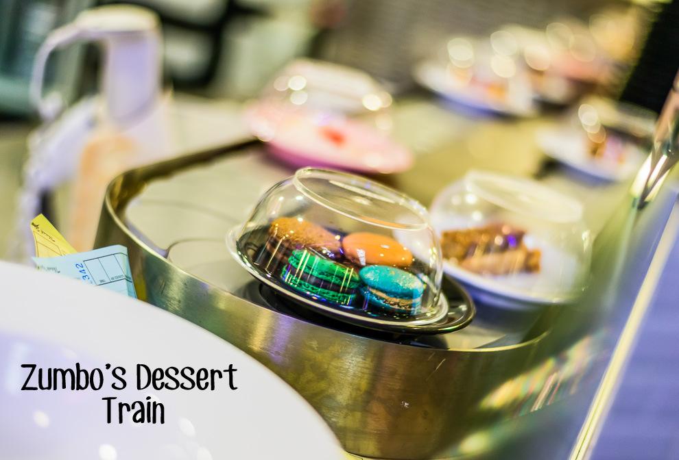 Zumbo's Dessert Train Cover